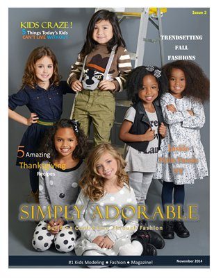 Simply Adorable Magazine Issue 2