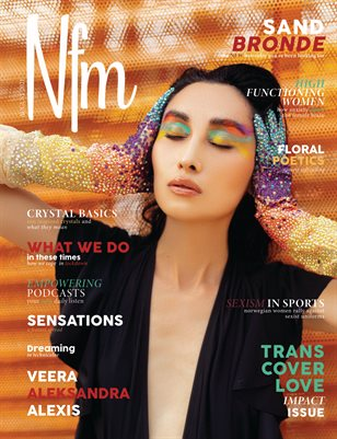 Nfm Issue 55, Aug '21 (Fashion Cover #1)
