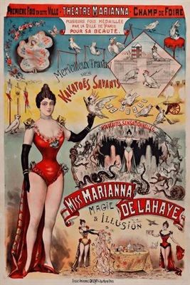Miss Marianna De Lahaye