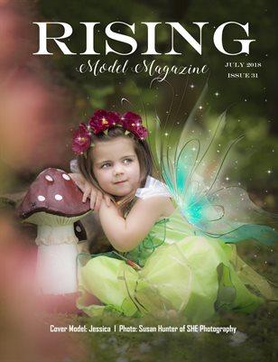 Rising Model Magazine Issue #31
