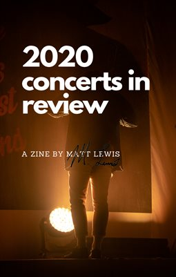 2020 concerts in review