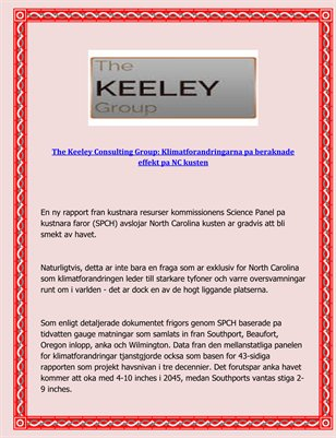 The Keeley Consulting Group