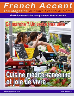 French Accent - August-September 2021