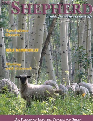 The Shepherd July 2016