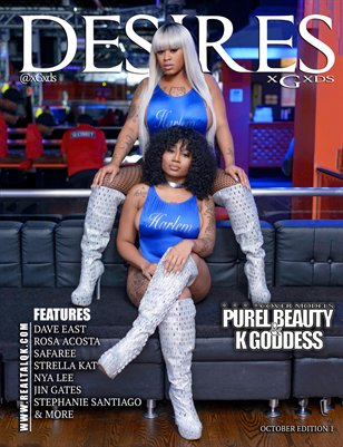 DesiresxGxds - October (Edition 1)