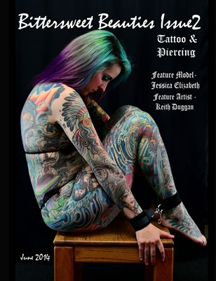 Bittersweet Beauties Tattoo issue2