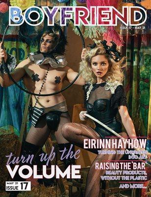 Boyfriend Magazine - Issue 17 - May 2021