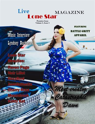 Live Lone Star Premiere Issue