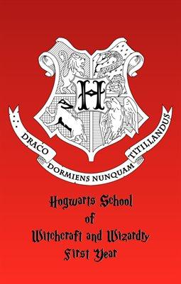 Hogwarts First Year Textbook