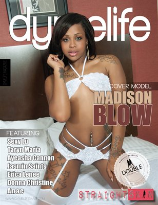 Dymelife Magazine: Straight Skin Edition #02 (Madison Blow)
