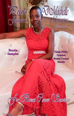 Pink DMochelle Fashions Magazine October 2016