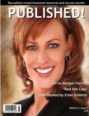 Published Excerpt featuring Lorrie Morgan-Ferrero and Ellen Violette