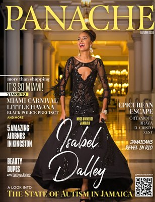 PANACHE Autumn 2016 Issue