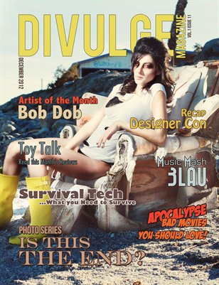 Divulge Magazine: December 2012 Issue