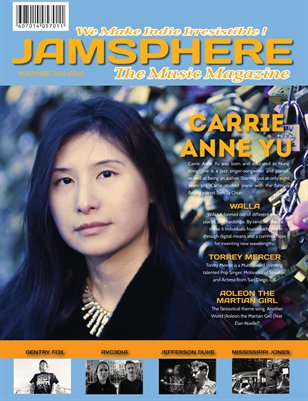Jamsphere Indie Music Magazine November 2014