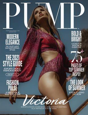 PUMP Magazine | The Ultimate Fashion Edition | Vol.3 | June 2021