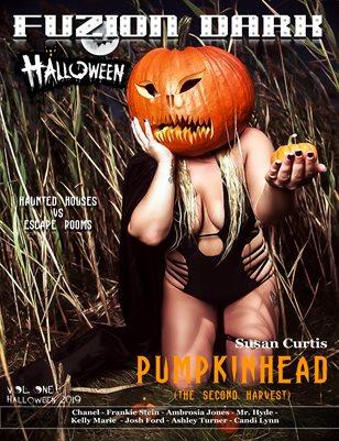 Fuzion Dark: Susan Curtis Halloween Cover 2 Vol.1