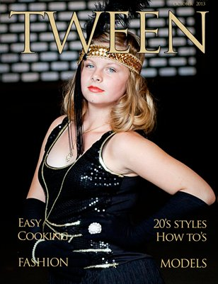 TWEEN Magazine: October 2013