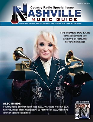 Nashville Music Guide Febraury 2020 Vol. 28 Iss 197