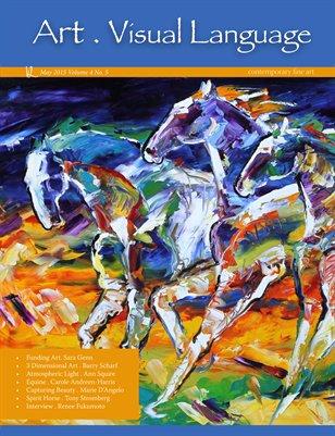 Visual Language Magazine Vol 4 No 5 May 2015