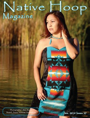 Native Hoop Magazine Issue # 37