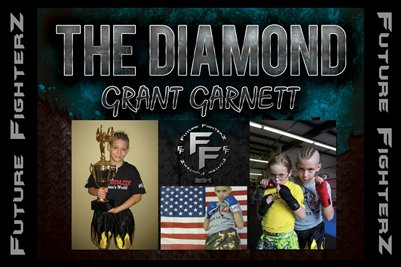 Grant THE DIAMOND Garnett Poster