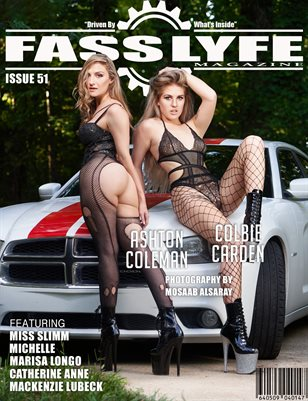 FASS LYFE MAGAZINE ISSUE 51 FT. ASHTON & COLBIE