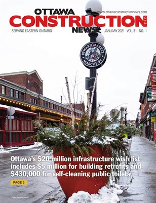 Ottawa Construction News (January 2021)