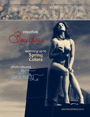CREATIVO ISSUE 1