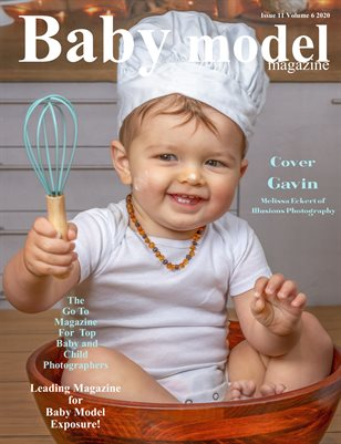 Baby Model Magazine Issue 11 Volume 6 2020