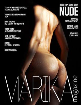 MARIKA MAGAZINE NUDE (ISSUE 812 - APRIL)