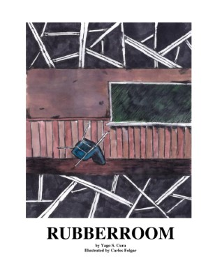 Yago Cura's Rubberroom, Illustrated by Carlos Folgar