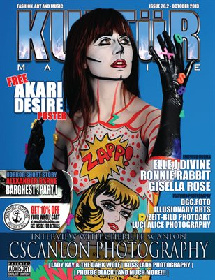 Kultur - Issue 26.2 - October 2013