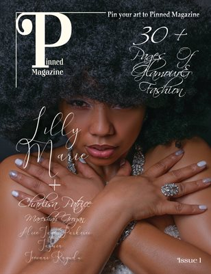 Pinned Issue 1 Fashion Edition(Double Cover)