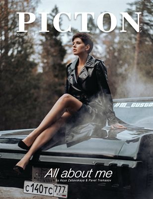 Picton Magazine APRIL 2019 N73 Cover 2