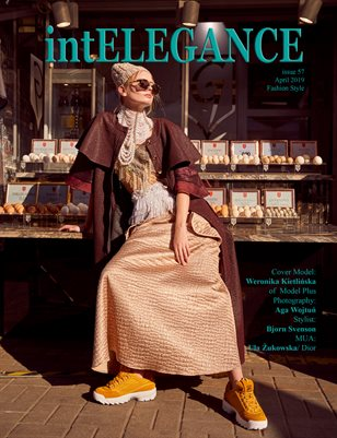 intElegance magazine issue 57 - April 2019 Fashion Style