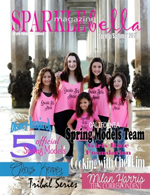 Sparkle Bella Magazine Spring/Summer Issue 2018