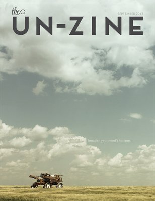 The Unzine Issue #1 F