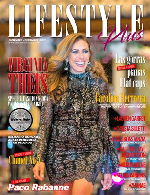 LIFESTYLE PLUS MAGAZINE DECEMBER 2017