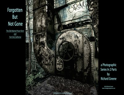 Forgotten But Not Gone by Richard Greene