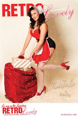 Pearle De Lux Cover Poster