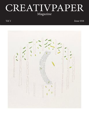 CreativPaper Issue 16 vol 1
