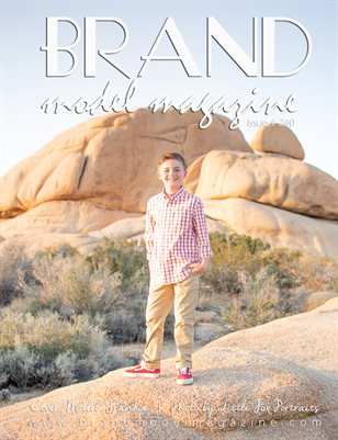 Brand Model Magazine  Issue # 240