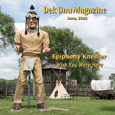Dek Unu Magazine - Epiphany Knedler