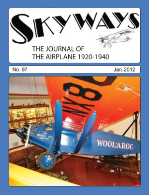 Skyways #97 - January 2012