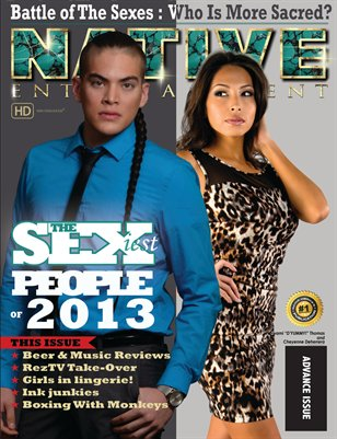 April 2013 - Sexiest People Issue