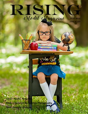 Rising Model Magazine Issue #107