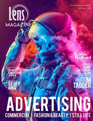 Lens Magazine April 2021, Issue #79