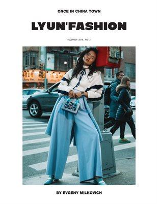 LYUN ISSUE No.12 (VOL No.7) C1