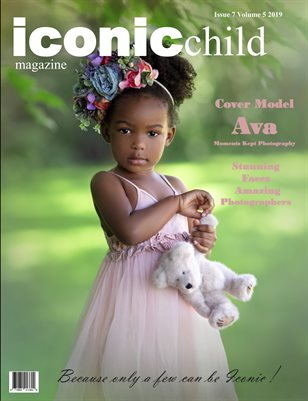 iconic child magazine Issue 7 Volume 5 2019